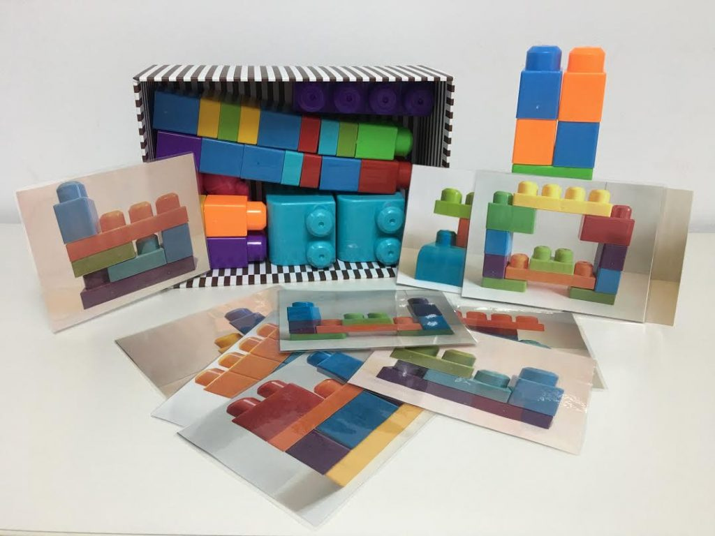 Construcción de bloques