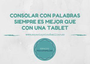 reflexiones tablet