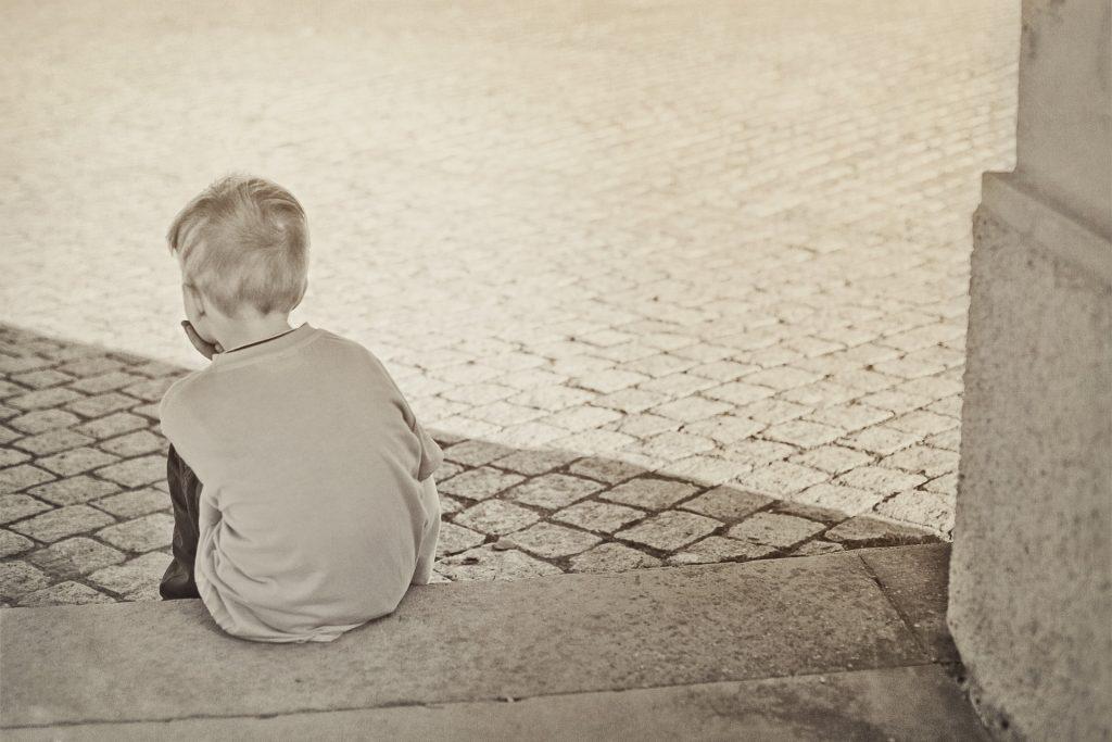 los niños y la frustración